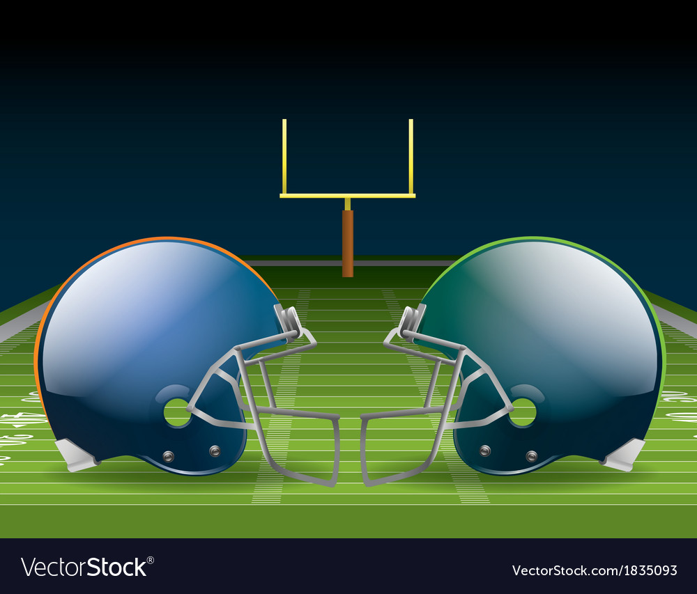 American football championship vector | Price: 1 Credit (USD $1)