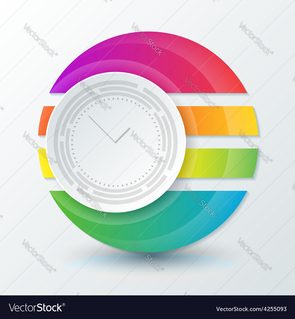 Time concept image vector