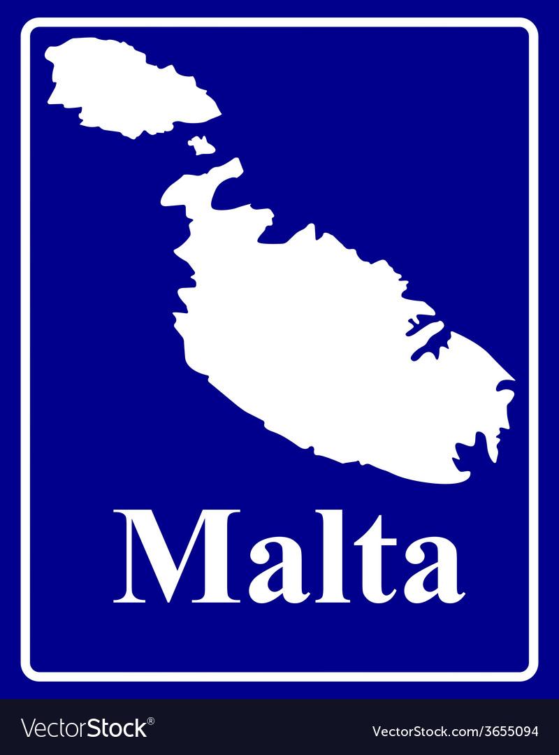Malta vector | Price: 1 Credit (USD $1)