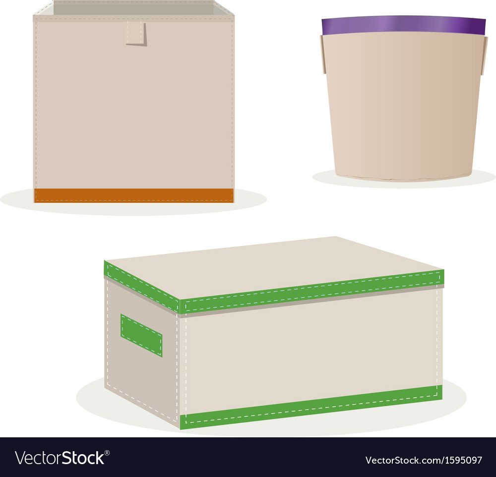 Boxes of toys vector | Price: 1 Credit (USD $1)