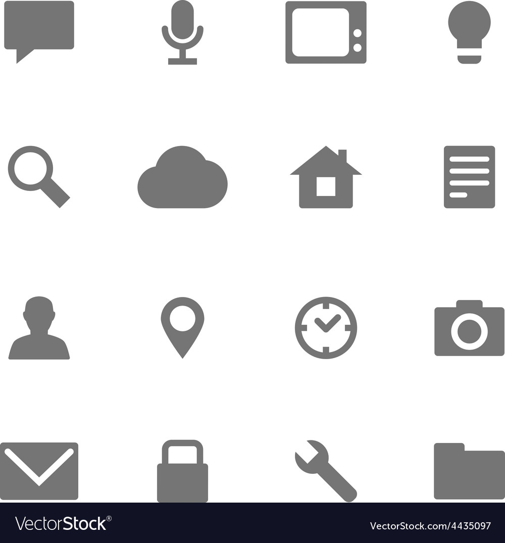 Icons and buttons vector | Price: 1 Credit (USD $1)