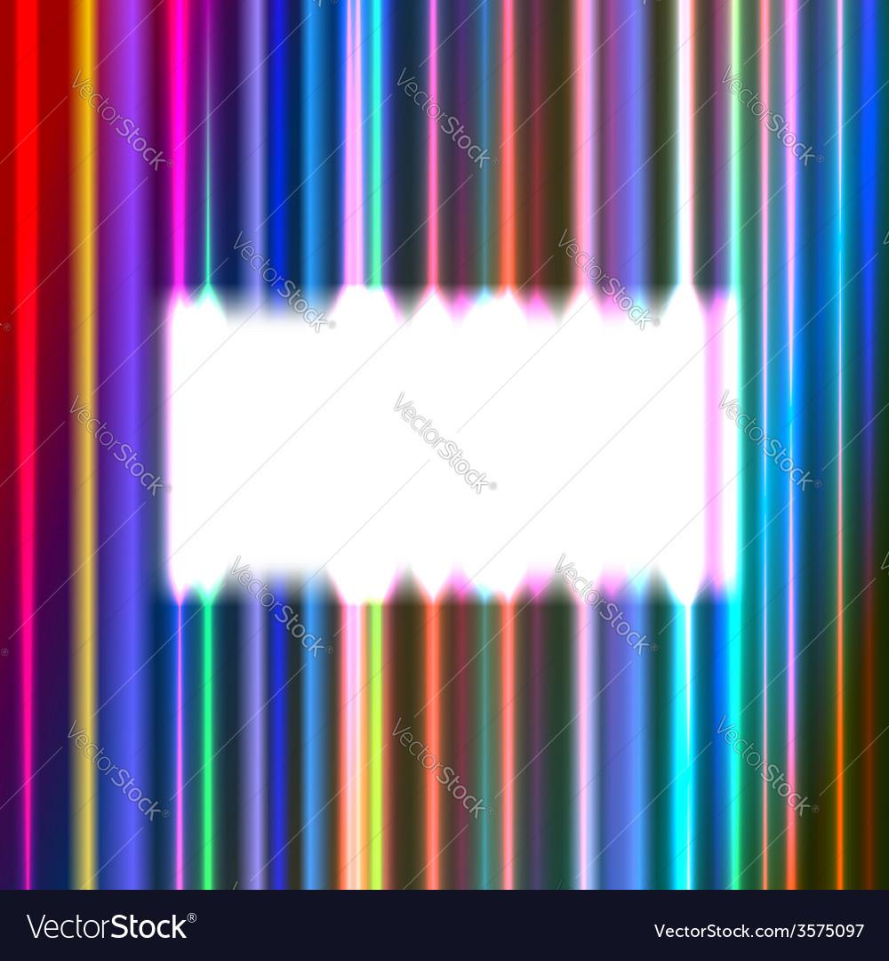 White rectangular frame vector | Price: 1 Credit (USD $1)