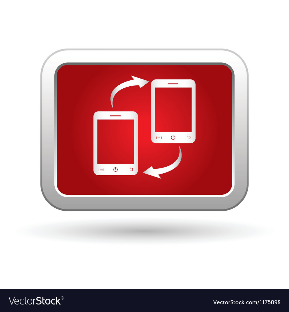 Phone connection icon vector   Price: 1 Credit (USD $1)