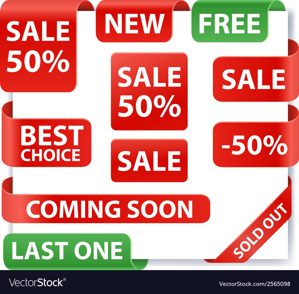 Special-tag-label-sale-stickers vector   Price: 1 Credit (USD $1)