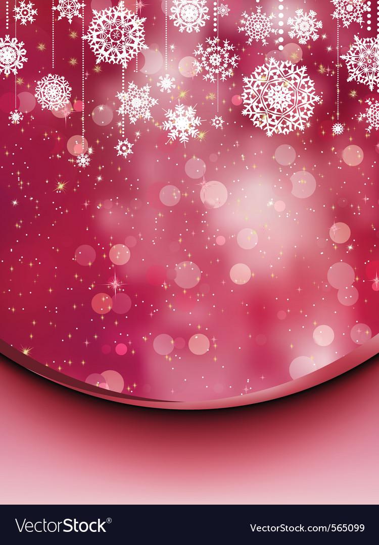 Elegant christmas vector | Price: 1 Credit (USD $1)