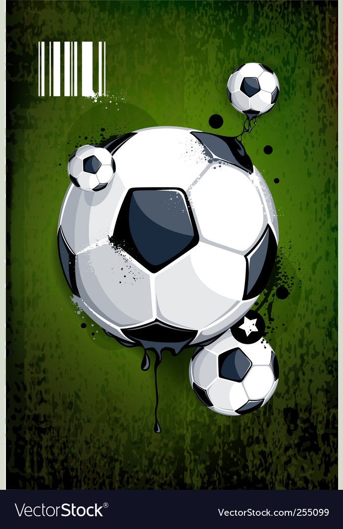 Football vector | Price: 3 Credit (USD $3)