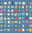 Miscellaneous web design icons vector