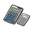 Calculator vector