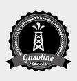 Gasoline design vector
