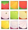 Fruits02 vector