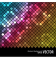Abstract mosaic background 3 vector