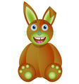 Bunny toy vector