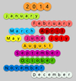 2014-months-on-fun-circles vector