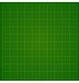 Millimeter radar oscillograph paper vector