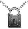 Lock on chain vector