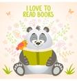 Panda reads vector