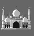 Masjid vector