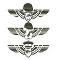 Army badges-1 vector
