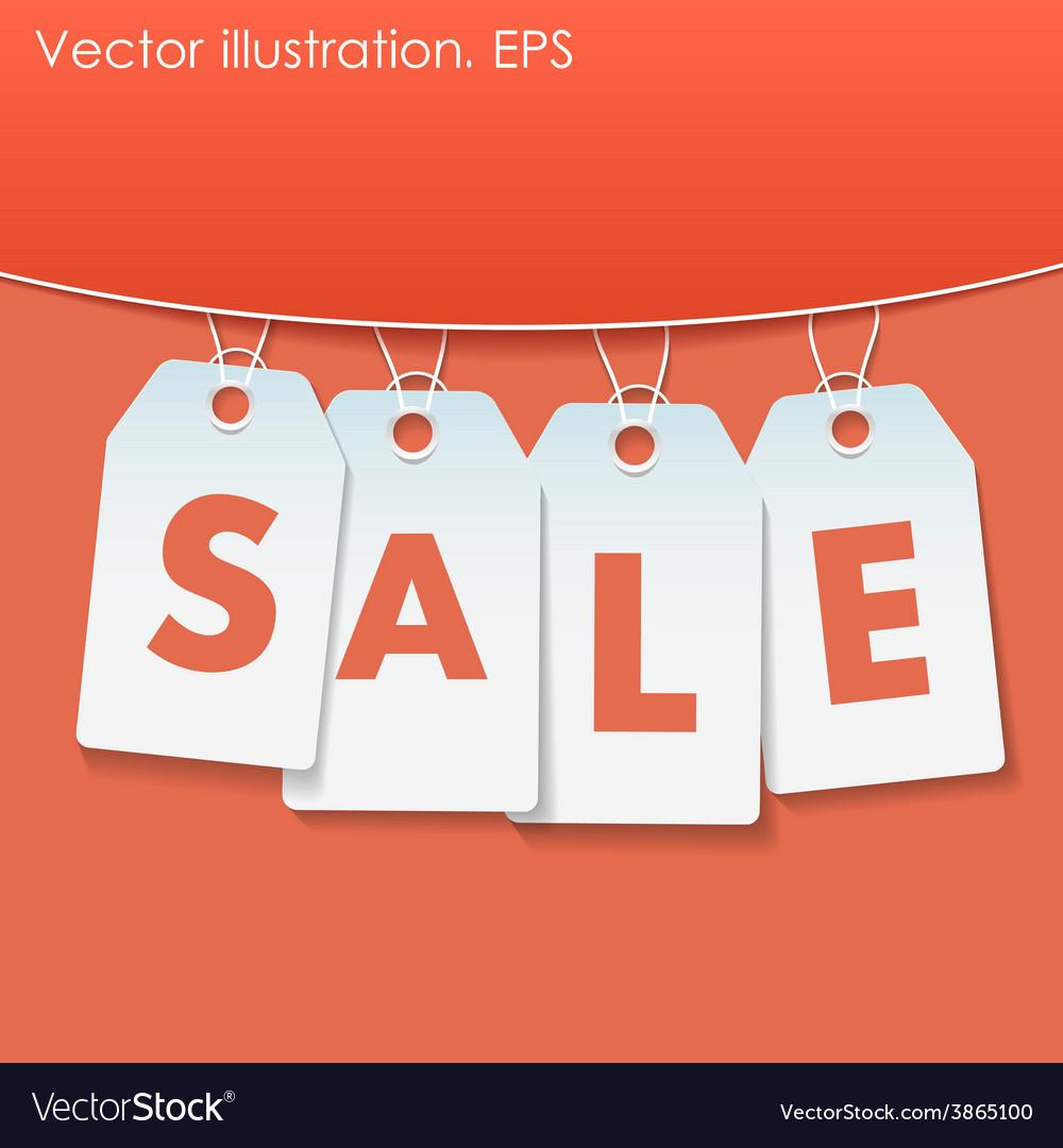 Sale percents vector   Price: 1 Credit (USD $1)