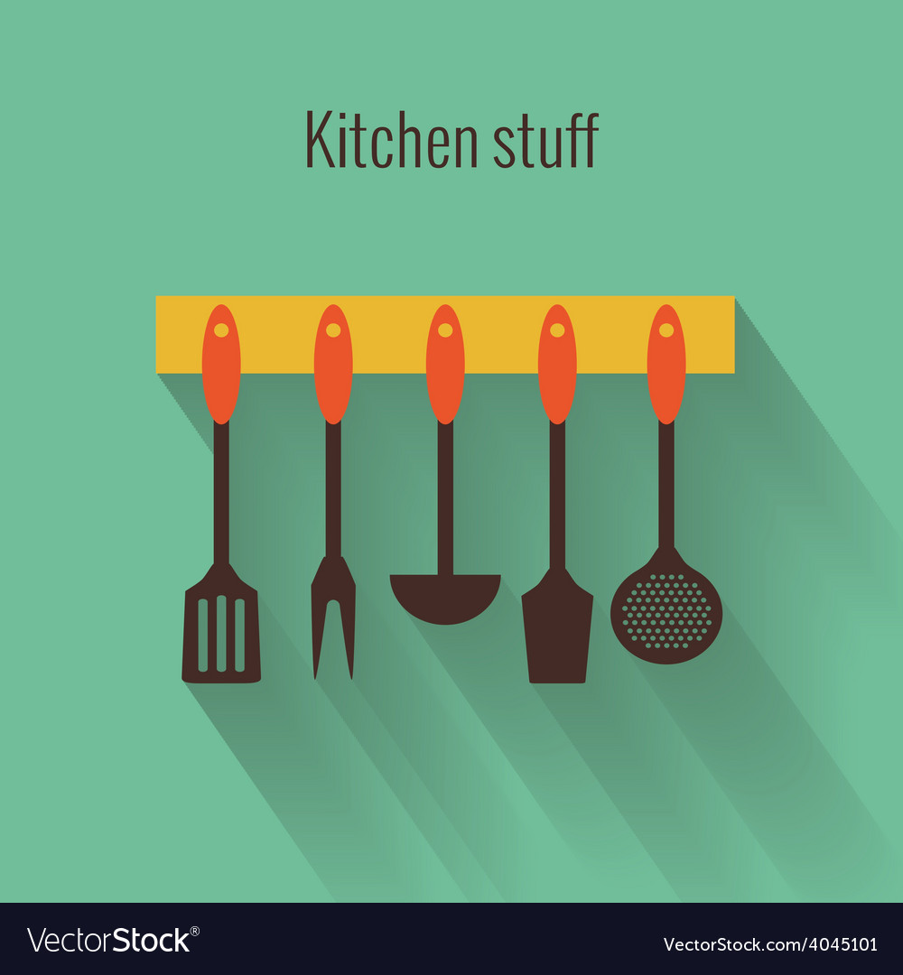 Flat concept for cooking vector | Price: 1 Credit (USD $1)