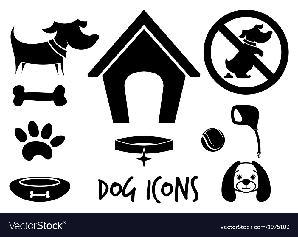 Animal icons1 vector | Price: 1 Credit (USD $1)