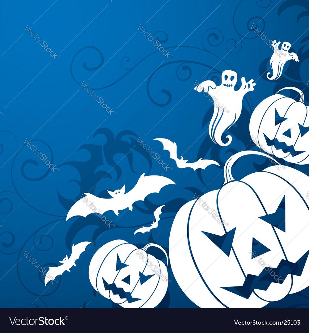 Background halloween vector | Price: 1 Credit (USD $1)