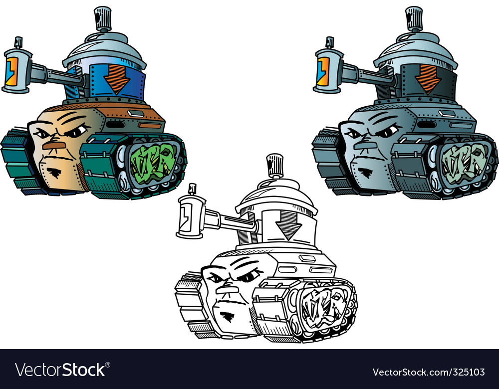 Tanks vector | Price: 3 Credit (USD $3)