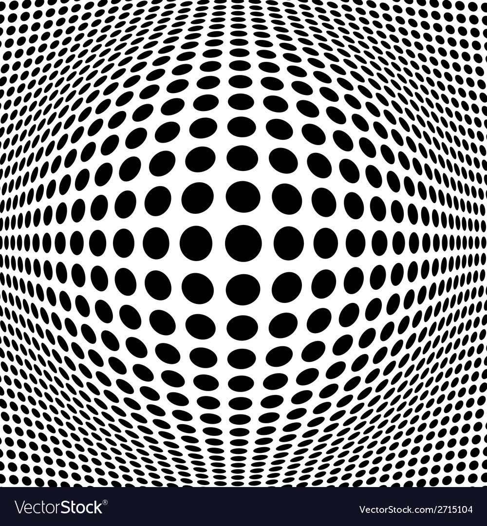 Abstract black halftone background for your design vector | Price: 1 Credit (USD $1)