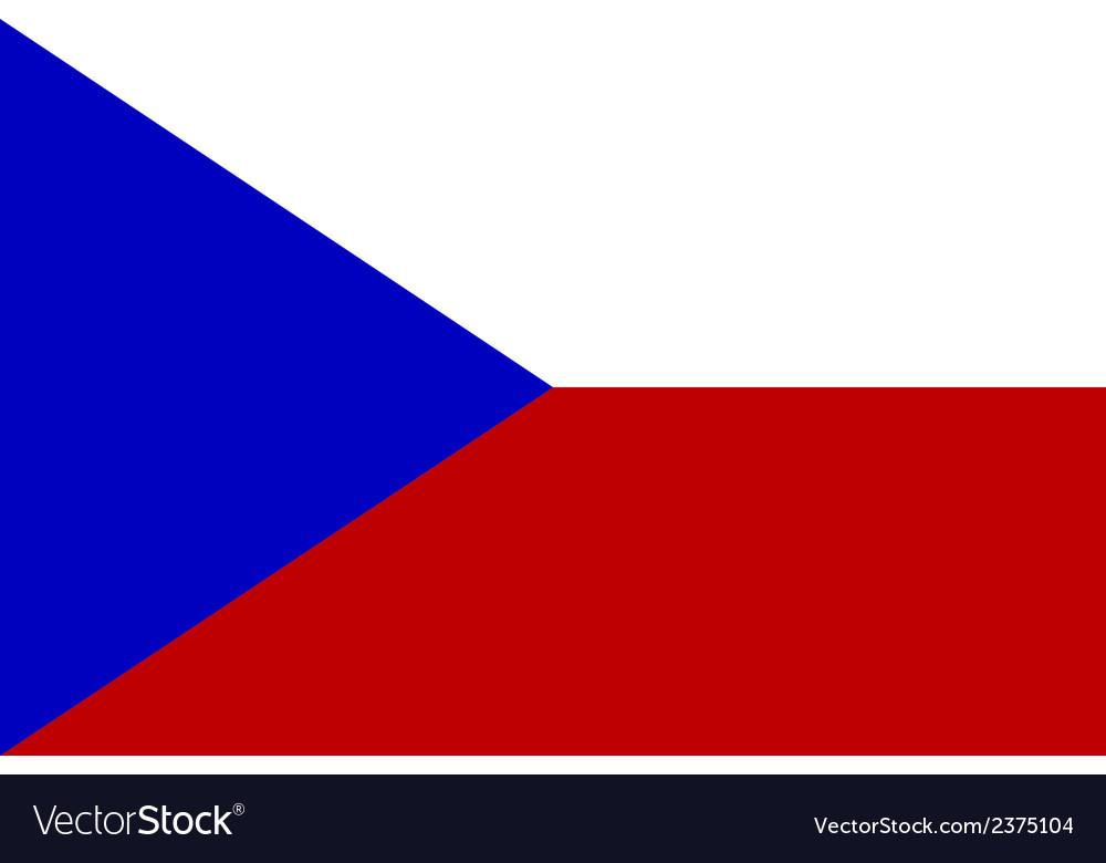 Czech republic vector | Price: 1 Credit (USD $1)