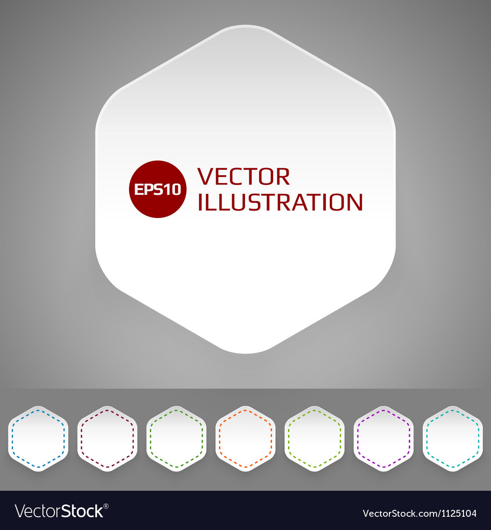 Minimal badge vector | Price: 1 Credit (USD $1)