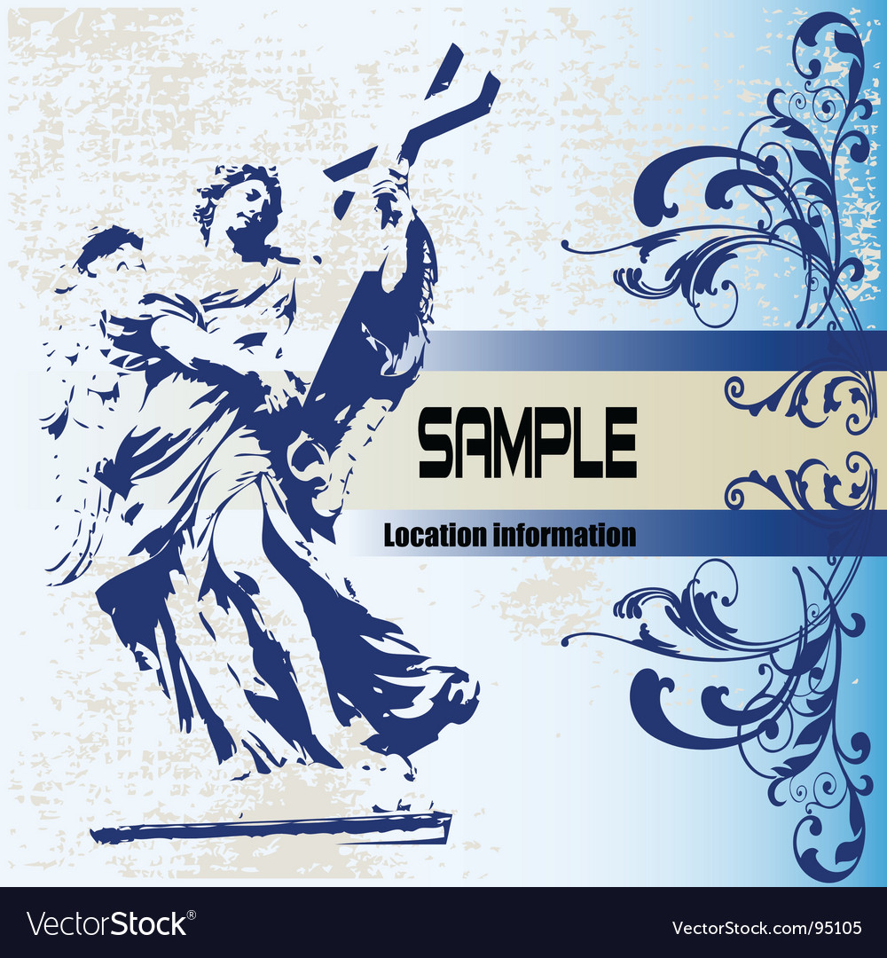 Angel background vector | Price: 1 Credit (USD $1)