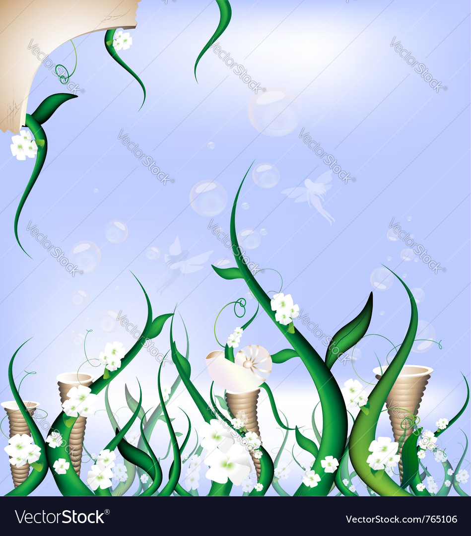 Field of dreams vector | Price: 1 Credit (USD $1)