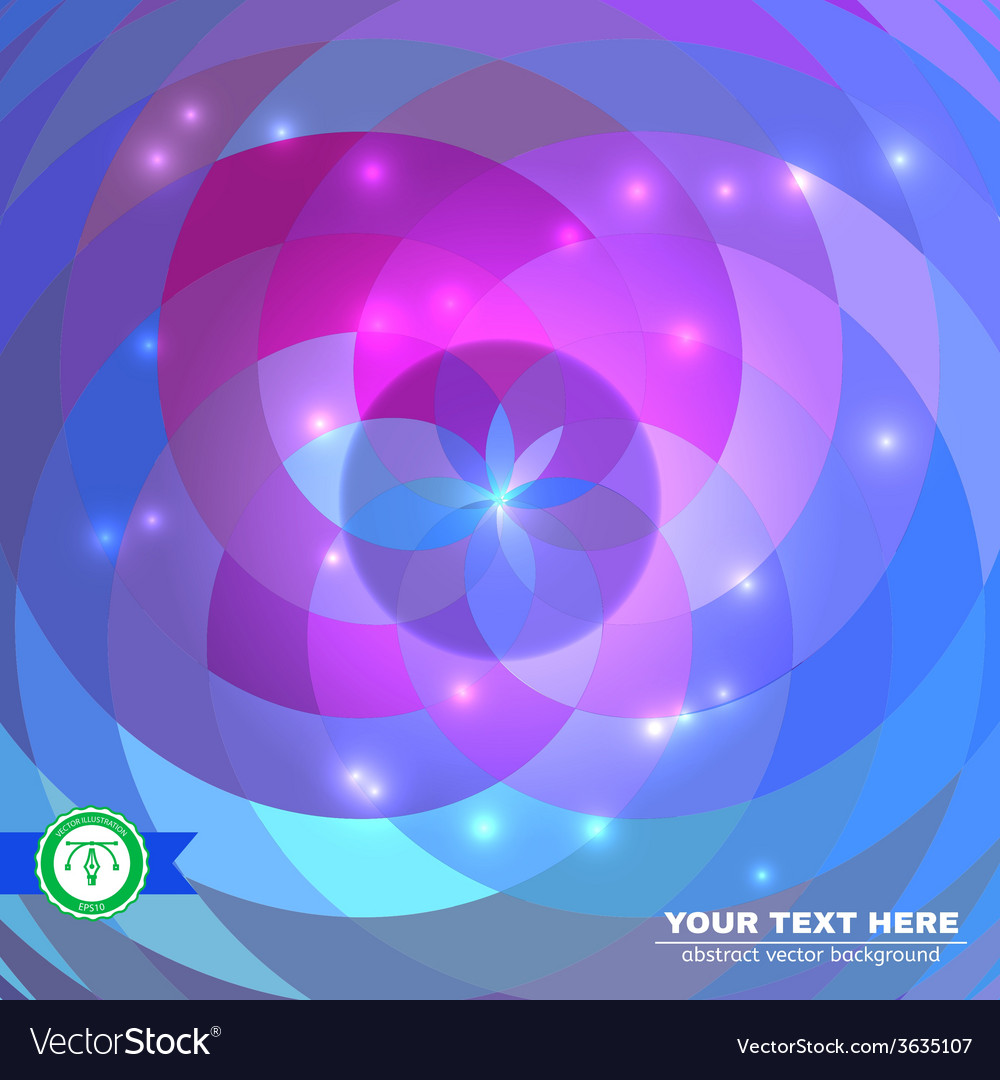 Abstract colorful background for business vector | Price: 1 Credit (USD $1)