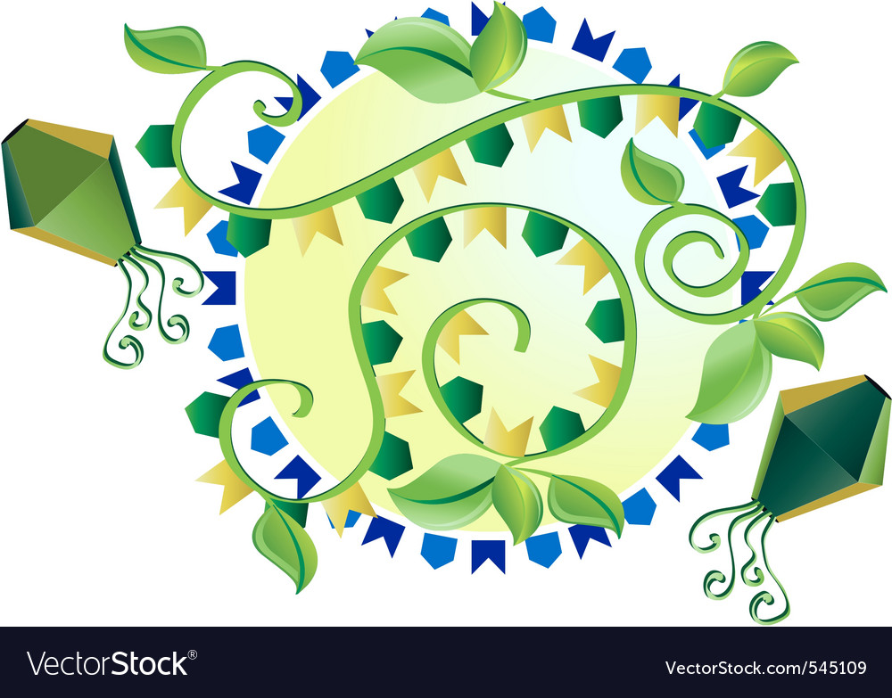 Party in june  brazil vector | Price: 1 Credit (USD $1)