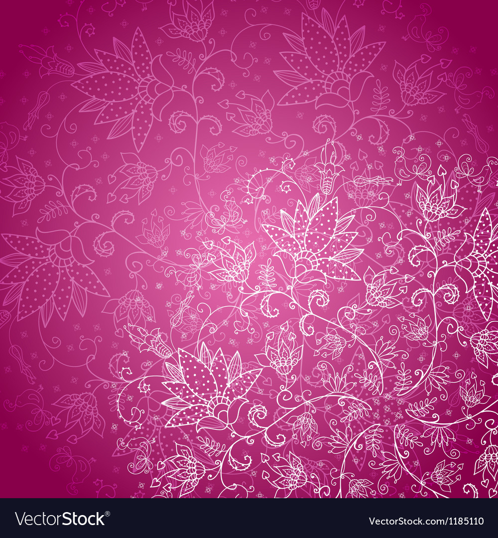 Crimson background with white lace vector | Price: 1 Credit (USD $1)