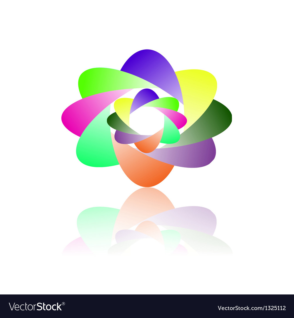Multicolor icon vector | Price: 1 Credit (USD $1)