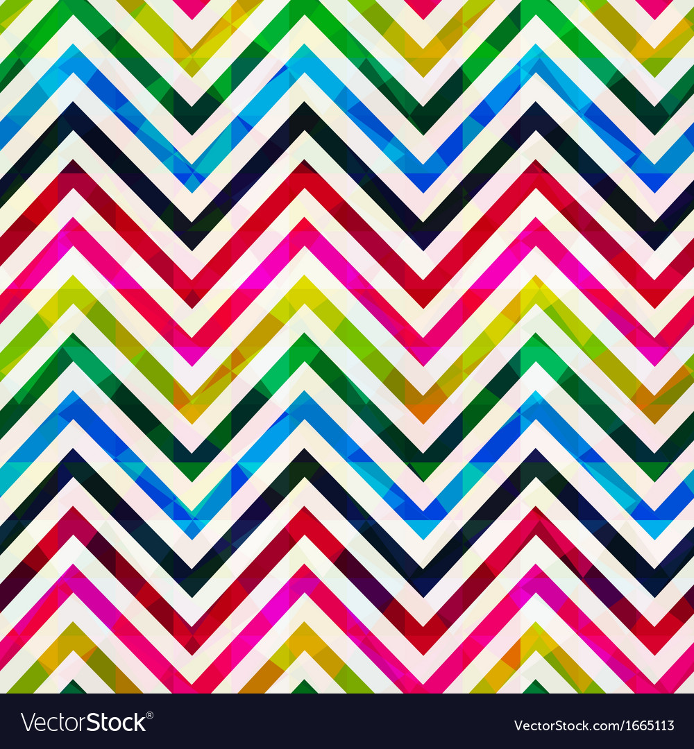 Seamless chevron pattern vector | Price: 1 Credit (USD $1)