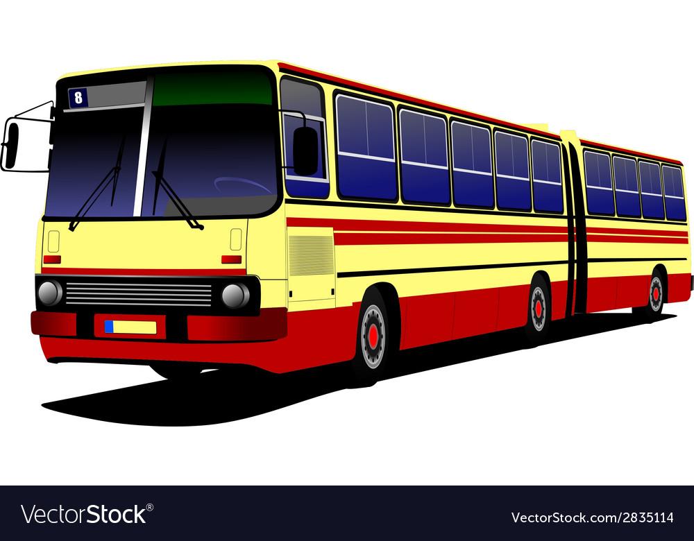 Al 1032 bus 01 vector | Price: 1 Credit (USD $1)