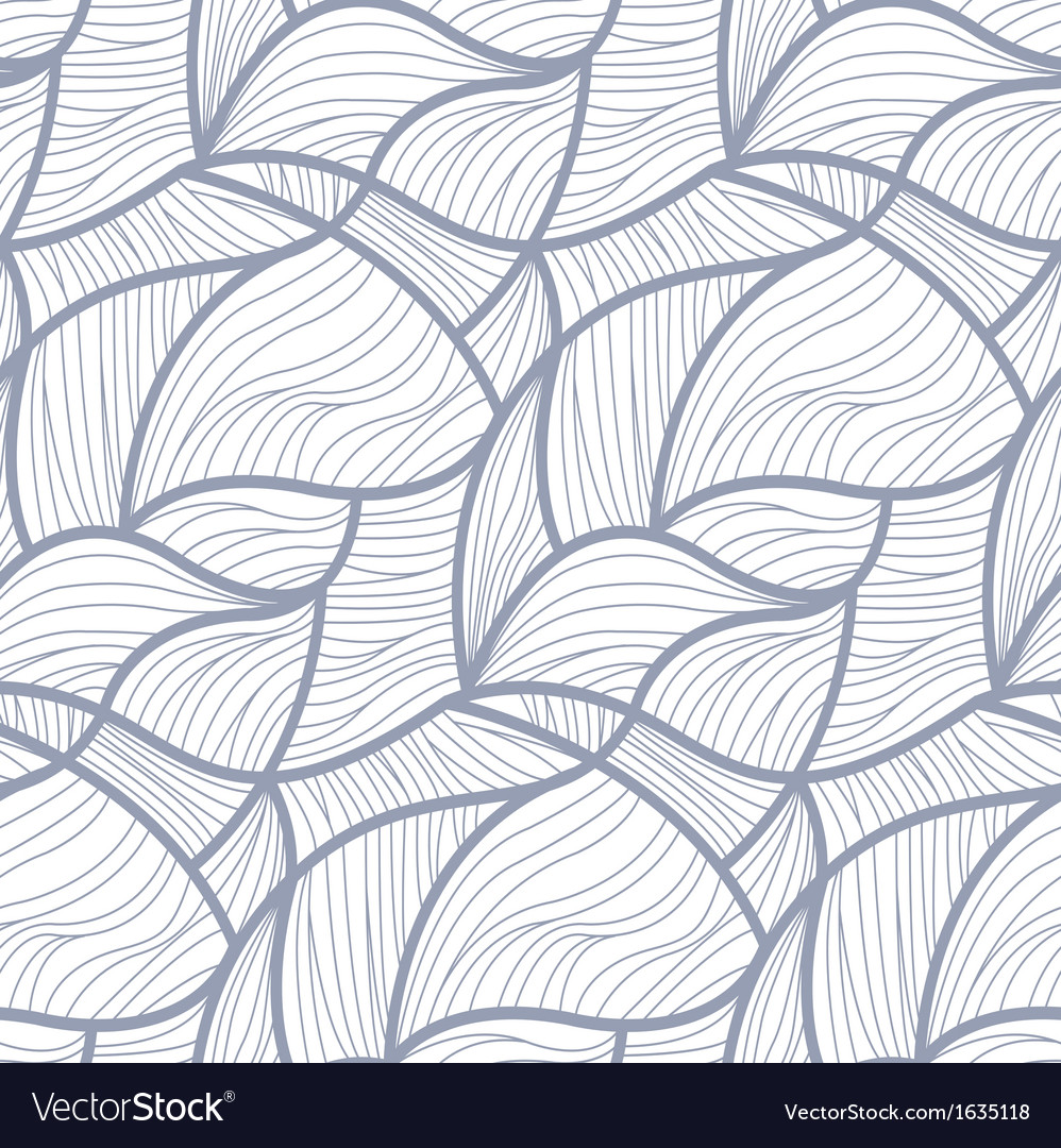 Abstract doodle seamless pattern vector | Price: 1 Credit (USD $1)