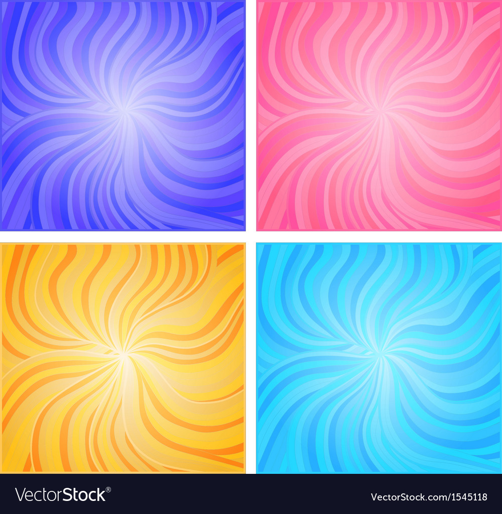 Backgrounds set vector | Price: 1 Credit (USD $1)