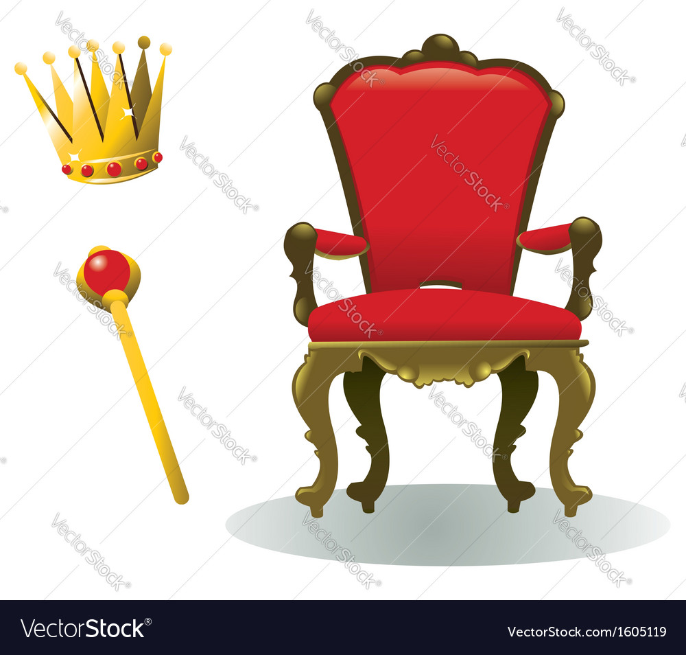 King equipment vector | Price: 1 Credit (USD $1)