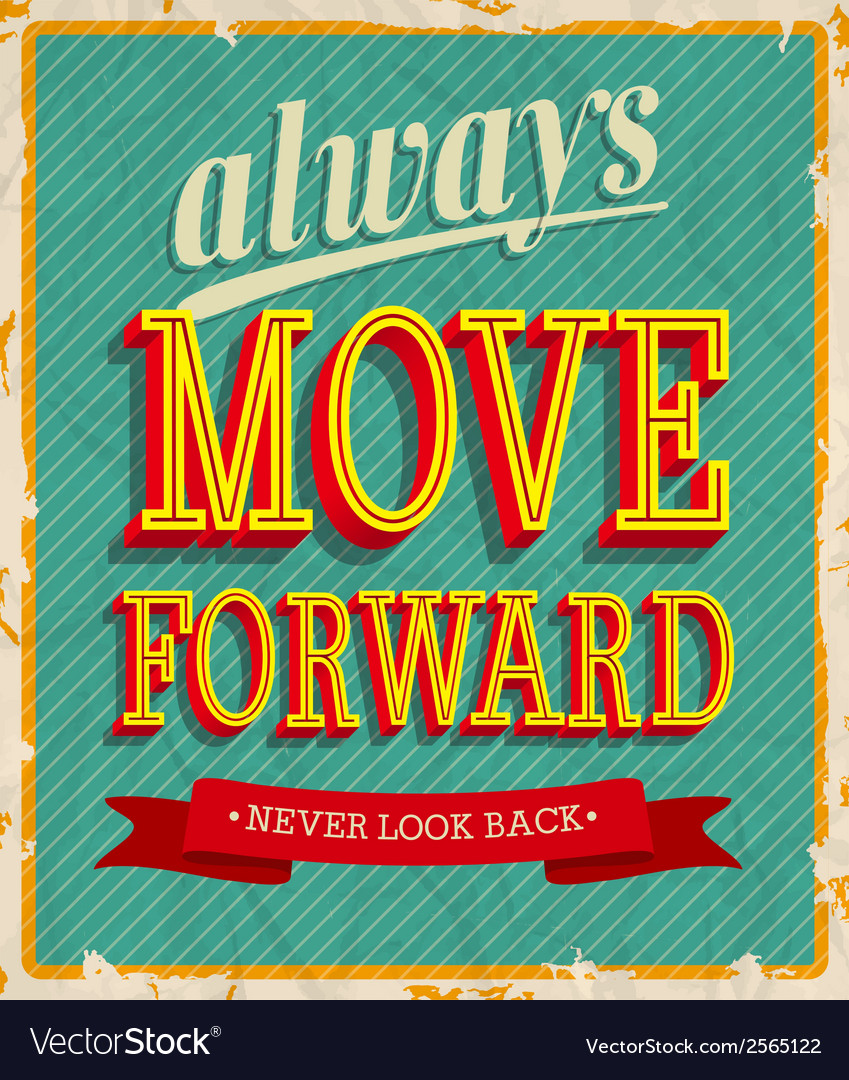 Always move forward vector | Price: 1 Credit (USD $1)