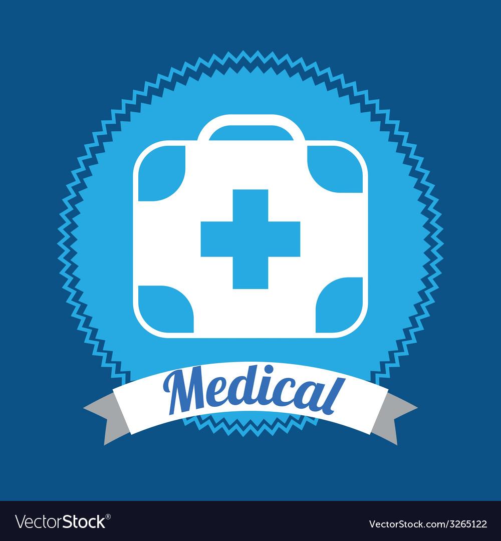 Medical design vector | Price: 1 Credit (USD $1)