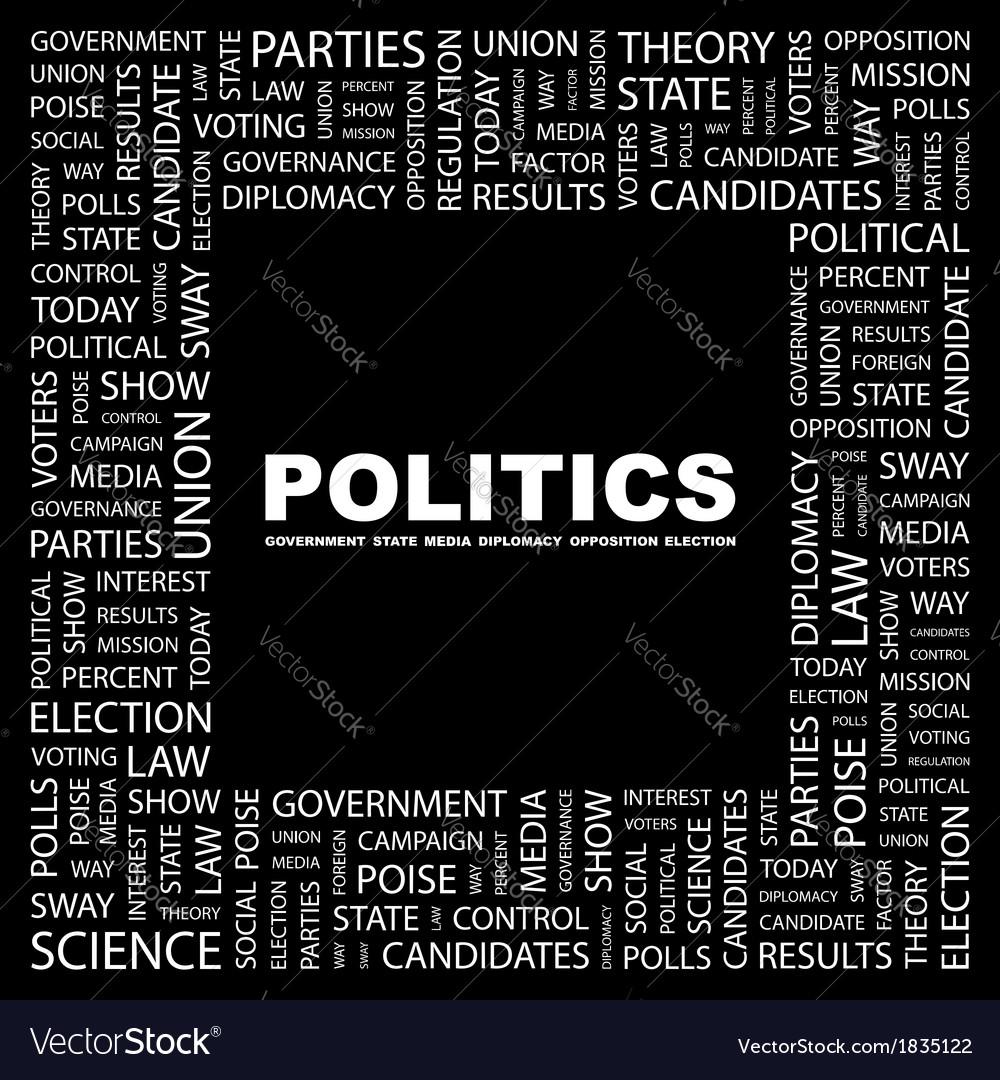 Politics vector | Price: 1 Credit (USD $1)