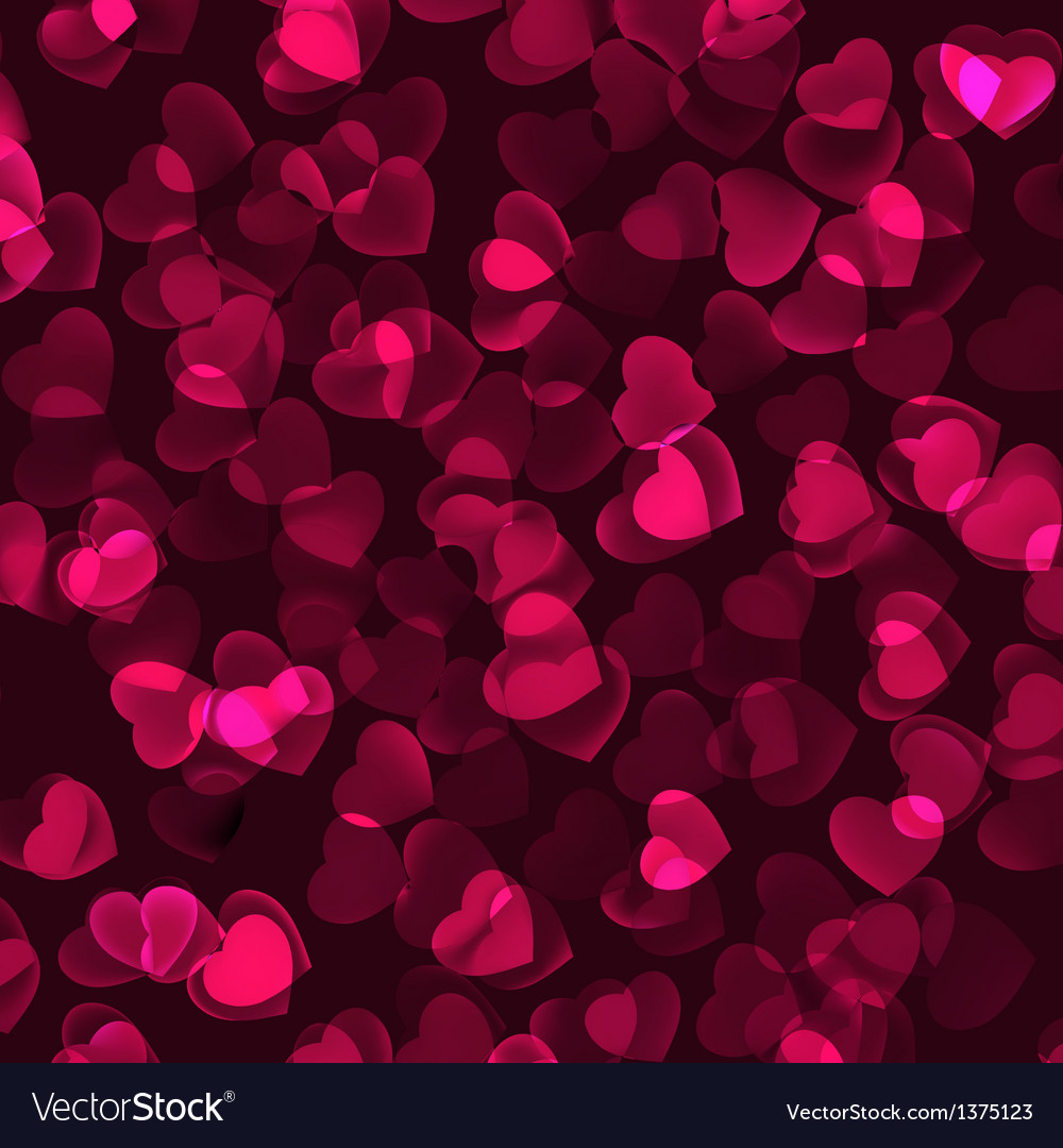 Valentines day romantic background eps 8 vector | Price: 1 Credit (USD $1)