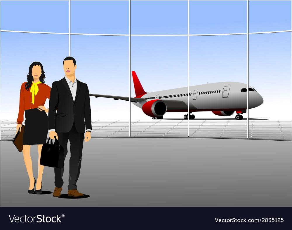Al 1035 plane 02 vector | Price: 1 Credit (USD $1)