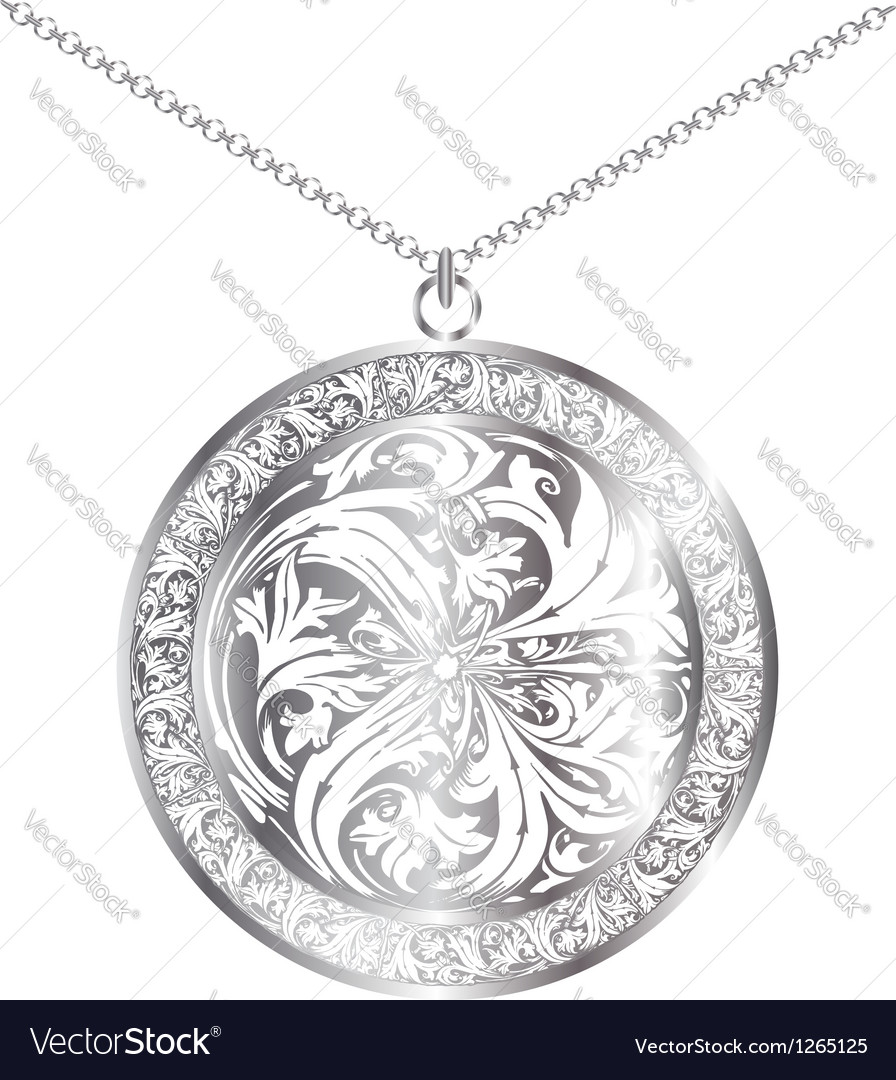 Medallion vector | Price: 1 Credit (USD $1)