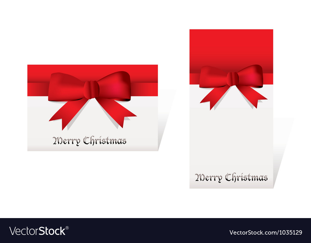 Merry christmas cards vector | Price: 1 Credit (USD $1)