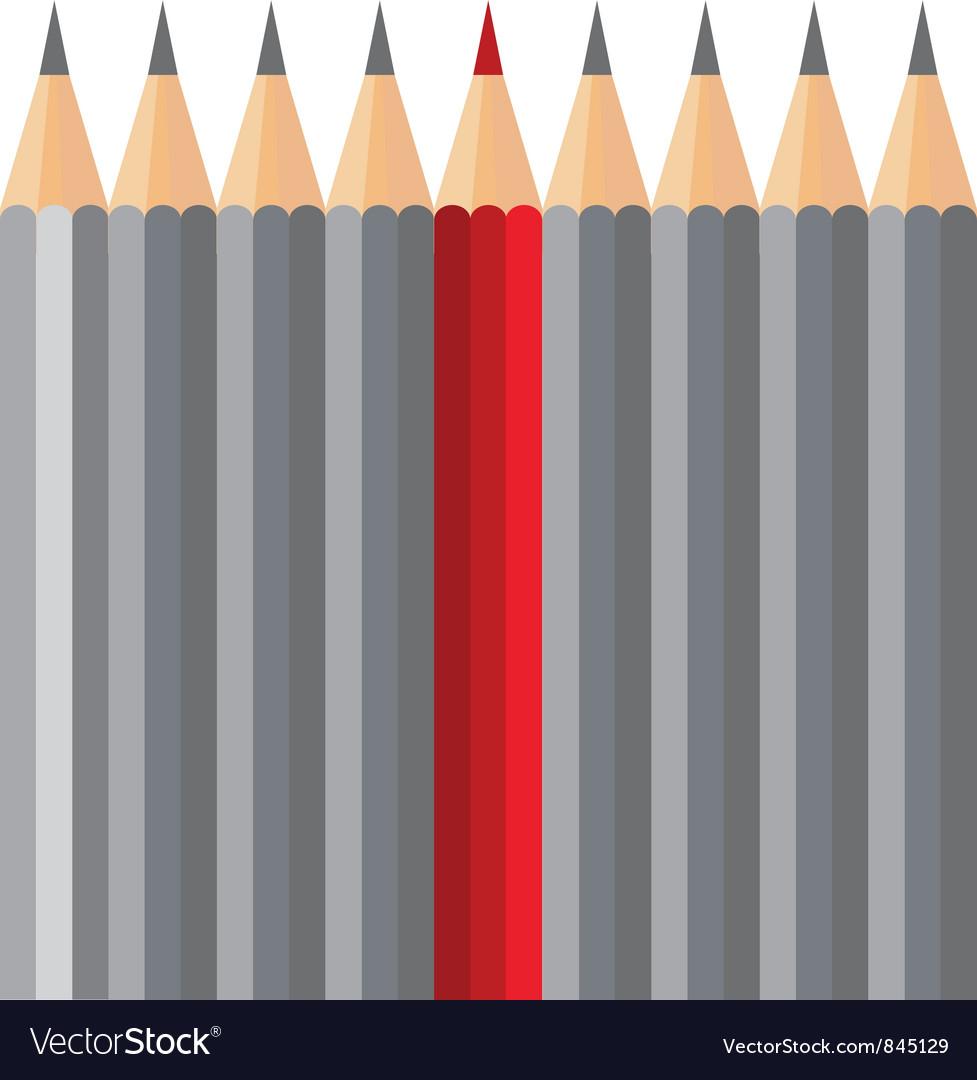 Pensil vector | Price: 1 Credit (USD $1)