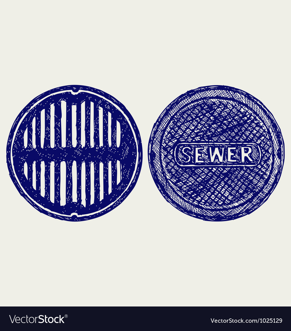 Sewer vector | Price: 1 Credit (USD $1)